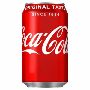 Coca-Cola Original Taste Can